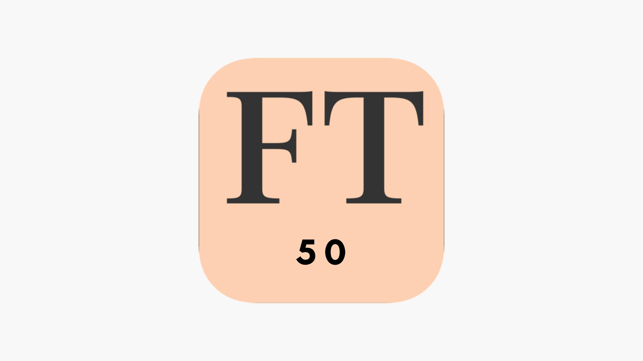 FT-50 Journals List | Top Journals in management