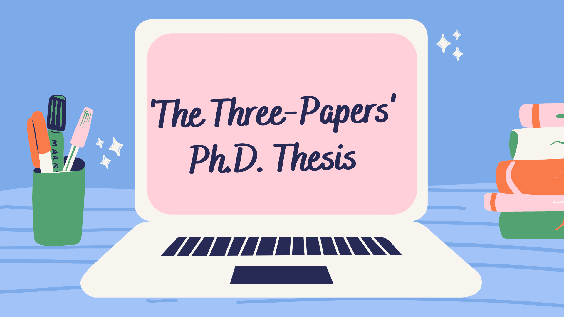 Three-papers PhD Thesis
