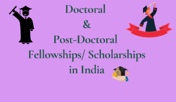 Doctoral & Post-Doctoral Scholarships in management