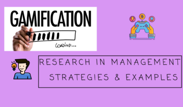 Gamification in management | Research ideas