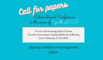 Jaipuria Institute of Management International Conference- Jaipur Campus