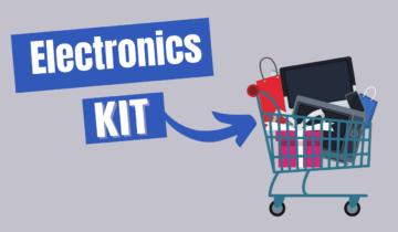 Scholars Electronics Kit- Inkpothub recommendations
