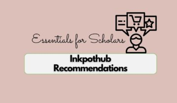 Inkpothub recommendation for Scholars