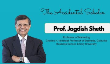 The Accidental Scholar | Why AIM Sheth Foundation? | ft. Prof. Jagdish Sheth
